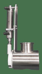 Rotary Cutoff Nozzle