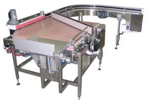 Rotary Inline Conveyors