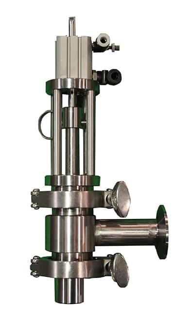 Dispensing liquid filling nozzles volumetric technologies